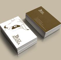 BUEY AGADIA . A Design, Graphic Design, and Web Design project by Rocío Peña del Río         - 02.09.2016