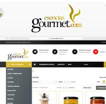 Diseño tienda online – Ecommerce . Un proyecto de Diseño, UI / UX, Multimedia, Diseño Web y Desarrollo Web de Moisés Miranda         - 07.03.2017