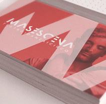 MasEscena. A Design, Br, ing&Identit project by La Casa Torcida         - 07.03.2017
