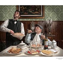 Josep xoy soler titina domestika - La mesa de los pecados capitales ...