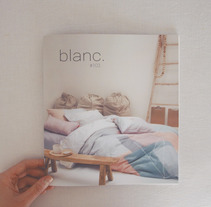 Blanc. #103. A Editorial Design, and Graphic Design project by Miriam Berbegal         - 16.01.2017