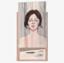 Victoria. Un proyecto de Ilustración, Bellas Artes y Collage de Coral  - 20-10-2017