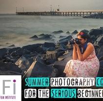 4-Week Summer Photography course  (3rd May to 2nd June 2017)New project. Um projeto de Fotografia de MINDSCREEN FILM INSTITUTE         - 20.03.2017