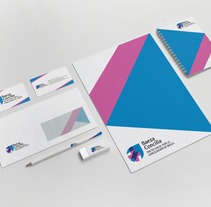 Identidad corporativa Baeza Conciliam. A Br, ing, Identit, and Graphic Design project by Gabriel Fernández - 16-03-2015