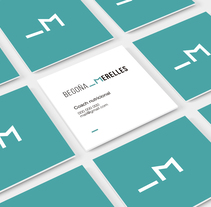 Begoña Merelles Personal Coach. A Art Direction, Br, ing, Identit, and Graphic Design project by Andrea Abreu         - 01.02.2016