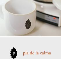 Pla de la calma. Un proyecto de Br, ing e Identidad y Tipografía de Enric Jardí - 22-03-2017