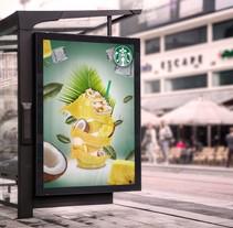 Efecto 3D. A Advertising, and Graphic Design project by Sara de la Fuente Zapata         - 28.08.2016