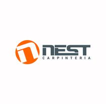 Nest Carpinteria. Un proyecto de Diseño gráfico de Nelson Perez         - 23.03.2017