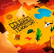 AMAZON RAPIDS - THE ANDROID FILES. Un proyecto de Ilustración y Diseño de personajes de Jhonny  Núñez - 31-03-2017