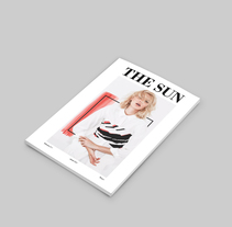 The Sun:  Introducción al Diseño Editorial. Um projeto de Design editorial de Manuela Vásquez - 01-04-2017