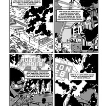 Humo y Estrellas. Un proyecto de Comic de Felipe H. Navarro - 01-08-2016