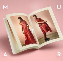 MUTAR - La tela como papel. Um projeto de Design, Fotografia e Design editorial de Estudio Monotripo         - 04.04.2017