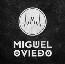 Miguel Oviedo | Logo. Um projeto de Br, ing e Identidade e Design gráfico de Vincenzo Imbimbo - 09-10-2015