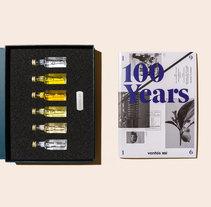 100 Aniversari Ventós. Un proyecto de Diseño y Diseño editorial de Joan Rojeski         - 08.04.2017