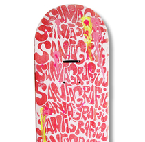 Skateboard • Throw Up #SkateArt. A Design, Illustration, and Art Direction project by Matdisseny (marc argelich trigo)         - 26.04.2014