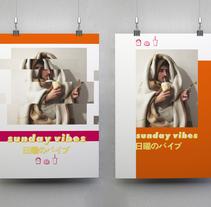 VOGUE VIBES. Um projeto de Fotografia, Design editorial e Design gráfico de Anna Domingo Pasarín         - 25.04.2017
