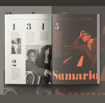 Proyecto MASTER GRAPHIC DESIGN (JAZZ). A Editorial Design, Graphic Design, T, and pograph project by NEOLAND  - 28-04-2017