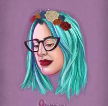 Jess. A Illustration project by Beatriz Carcelén         - 20.04.2017