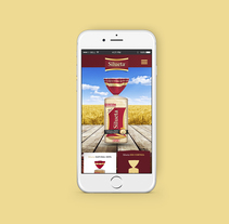 Propuesta rediseño site Silueta (2015). Un proyecto de UI / UX, Dirección de arte, Diseño interactivo y Diseño Web de ElTrece (-_-    ) - 18-05-2017