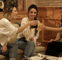 Fashion Film - Candy Floss by La Ragazza a Pois. Un proyecto de Moda, Cine y Vídeo de Jose Carmona         - 18.05.2017