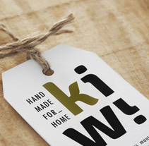 Kiwi | Hand made for home. A Br, ing&Identit project by Marta Mejías         - 10.07.2014