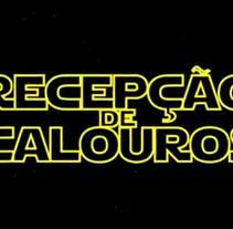 Chamada Recepção de Calouros. Un proyecto de Diseño de Pedro Henrique         - 23.05.2017