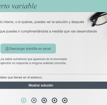 Desarrollo web curso JTI. A Web Design, and Web Development project by Álvaro         - 28.05.2017