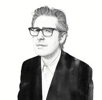 Retratos para TRAFFIC magazine USA. Un proyecto de Ilustración de Mercedes deBellard - 09-06-2017