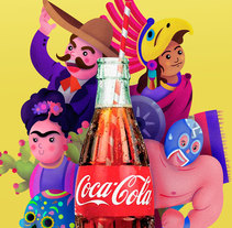 Mexicartoon Publicidad.. A Design, Illustration, Advertising, Character Design, Editorial Design, Graphic Design, and Vector illustration project by Felipe Vasconcelos - 11-06-2017