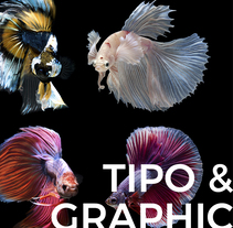 Tipo & Graphic - Tshirt Design. A Illustration, and Graphic Design project by Tamara Baz         - 12.06.2017