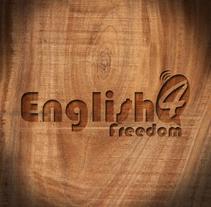 English 4 Freedom. A Graphic Design project by Wiljanden Miranda         - 13.06.2017