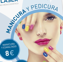 Centro Médico Beauty & Laser. A Br, ing, Identit, and Graphic Design project by Rubén Salazar Almansa - 15-04-2017