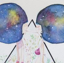 Amantes. Um projeto de Ilustração de Cecilia Macedo - 21-06-2017