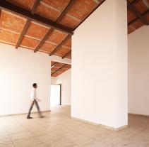 """Casa """"ladrillos en el cielo"""". A Architecture&Interior Architecture project by Jessy Victorio Robles         - 01.07.2017"""