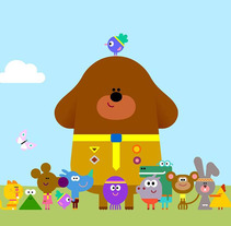 Hey Duggee - ANIMATION SHOWREEL. A Animation, and Character animation project by Josep Bernaus - 10-08-2016