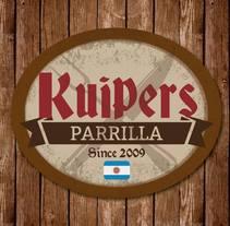 Kuipers Parrilla. Um projeto de Cinema, Vídeo e TV e Produção de Juancho Osorio          - 07.07.2017