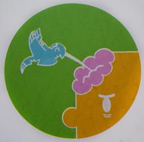 Colibri Zombie. Um projeto de Ilustração e Ilustración vectorial de Javier Gutiérrez Cárdenas - 25-10-2017