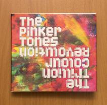 The Pinker Tones - The Trillion Colour Revolution. Un proyecto de Diseño, Diseño editorial, Diseño gráfico y Packaging de Sergio Mora - 12-07-2017