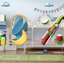 Ikea - Bedroom. A 3D, Animation, Post-Production, VFX, and Production project by Hugo García         - 18.10.2013
