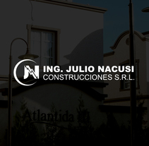 Re-Diseño web Ing. Julio Nacusi. A Web Design project by Ivo Damian Rodriguez         - 18.07.2017