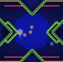 A-Transform - Video game. Um projeto de Design, Motion Graphics, Direção de arte, Design de jogos e Multimídia de Christian Garnez         - 18.01.2014