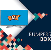 Bumper de Identidad Box Tv. A Animation, Graphic Design, Interactive Design, Video, and Character animation project by soraya sanchez carmona         - 30.07.2017