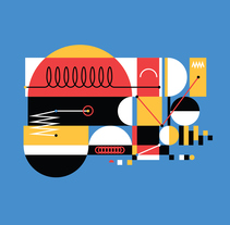 2016. Un proyecto de Diseño e Ilustración de Pol Solà  - 01-08-2017