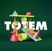 Proyecto: TOTEM. A 3D project by Enric Cano         - 02.08.2017