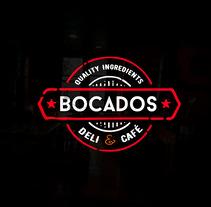 BOCADOS CAFÉ. A Graphic Design project by Gustavo Chourio         - 06.08.2017