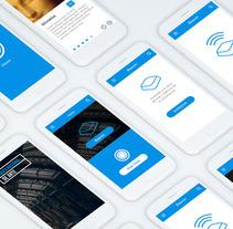 MNA | UI Museum Concept . Un proyecto de Br, ing e Identidad y Diseño interactivo de Jordi Niubó Lopez         - 10.08.2017