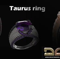 Taurus. Un proyecto de Diseño de jo y as de Diego  Aramburu - 12-08-2017