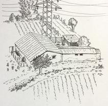 Mi Proyecto del curso: Dibujo para principiantes nivel -1. A Illustration project by Ángel de Marcos López - 15-08-2017