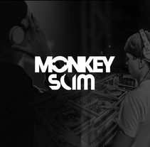 Presskit Monskey Slim. A Design, Br, ing, Identit, Graphic Design, and Street Art project by Yermain  Garcia         - 24.08.2017