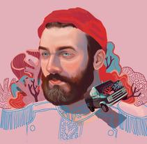 Museo en La Calle. Un proyecto de Ilustración de German Gonzalez Ramirez         - 25.09.2015